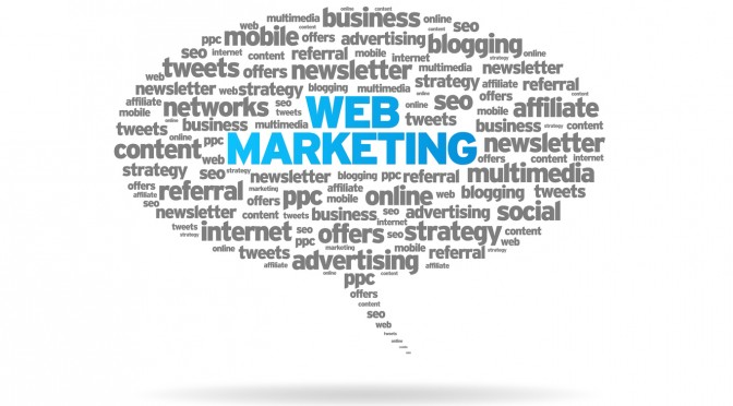 start an online marketing business