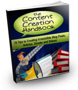 content creation book
