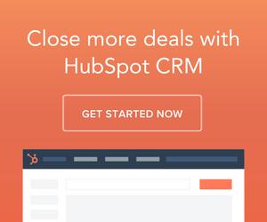 HubSpot CRM