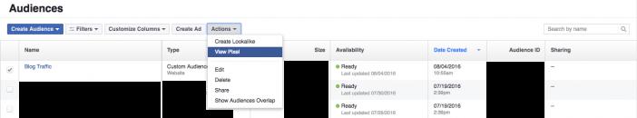retargeting ads facebook