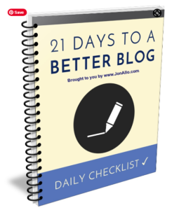 Better-Blog-Checklist
