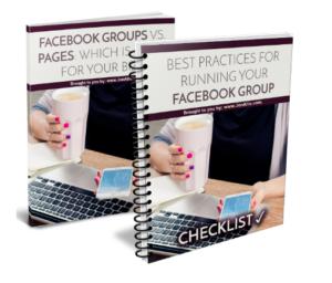 Facebook-Groups-Checklist-Bonus-Comparison-Report